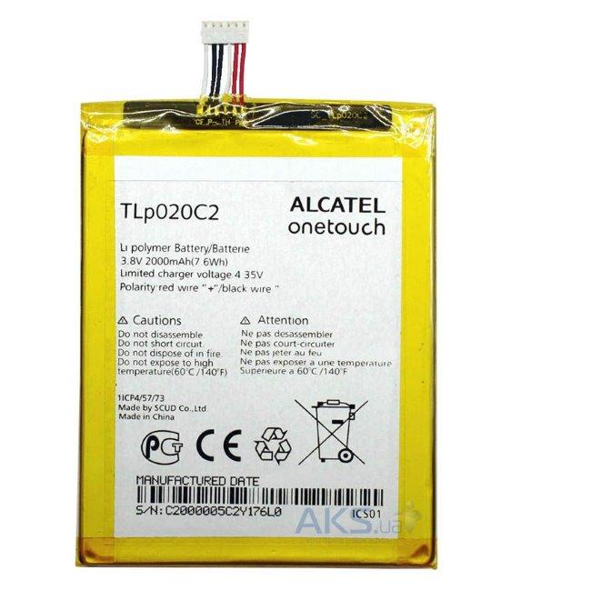 Originálna batéria pre Alcatel One Touch Idol S - 6035R a Alcatel Idol S - 6034R