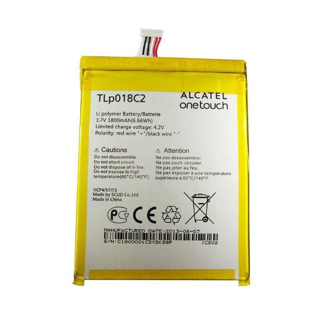 Originálna batéria pre Alcatel One Touch Idol Ultra 6033 a 6033D - (1800 mAh)