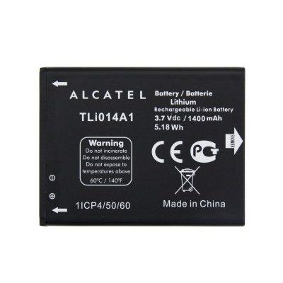 Originálna batéria pre Alcatel One Touch M Pop - 5020D - (1400 mAh)