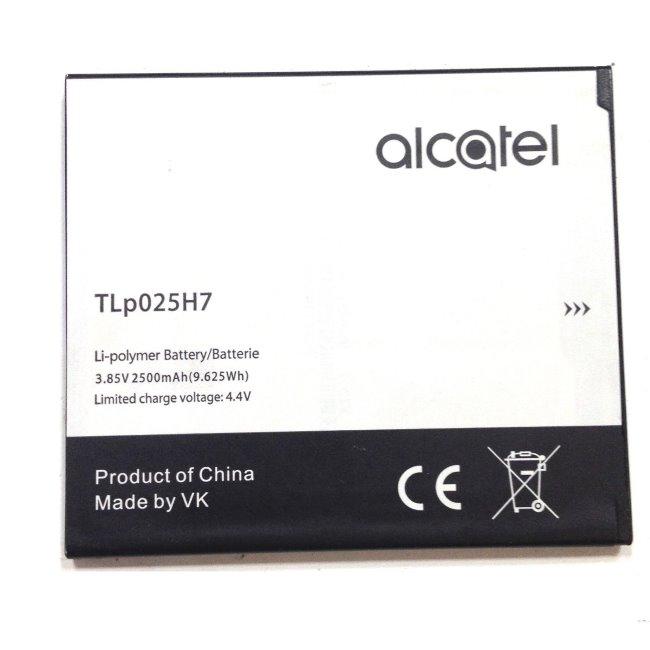 Originálna batéria pre Alcatel One Touch Pop 4 - 5051D, (2500 mAh)