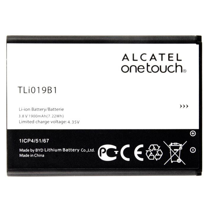 Originálna batéria pre Alcatel One Touch Pop C7 - 7041D (1900mAh) TLi019B1