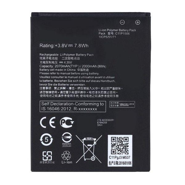 Originálna batéria pre Asus Zenfone GO - ZC500TG (2070mAh)