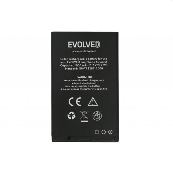 Originálna batéria pre Evolveo EasyPhone XD (1000mAh)