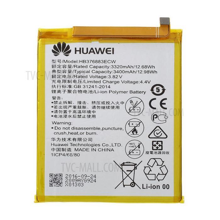 Originálna batéria pre Huawei P9 Plus - (3400mAh) HB376883ECW