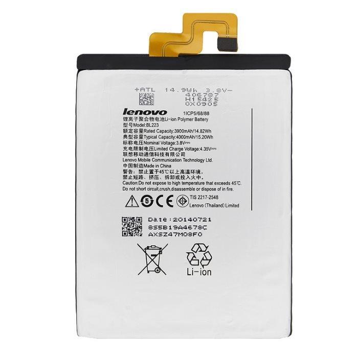 Originálna batéria pre Lenovo Vibe K6 Note 2016 (4000 mAh)