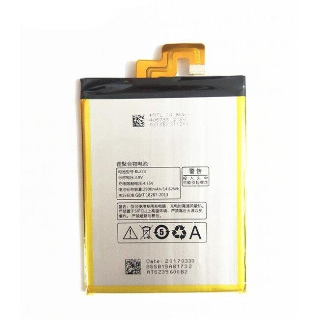 Originálna batéria pre Lenovo Vibe Z2 Pro K920, (2900 mAh)