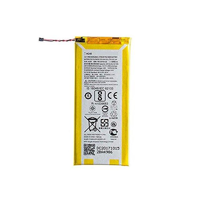 Originálna batéria pre Motorola Moto G5 Plus (3000 mAh) HG40