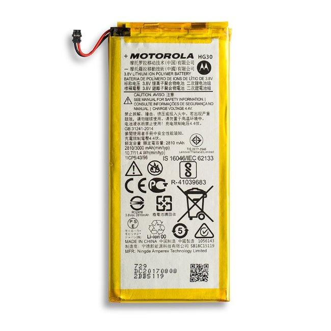 Originálna batéria pre Motorola Moto G5s a G5s Plus (3000 mAh)
