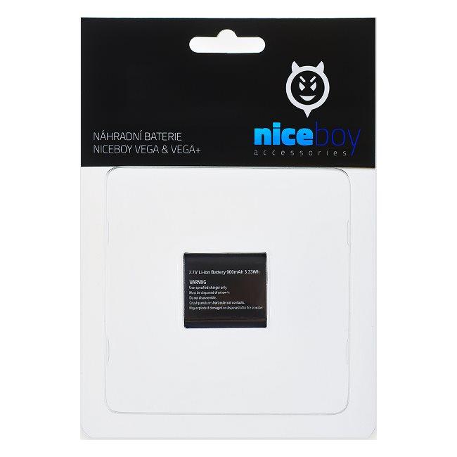 Originálna batéria pre Niceboy VEGA, VEGA+ a VEGA 5 Fun, (900 mAh)