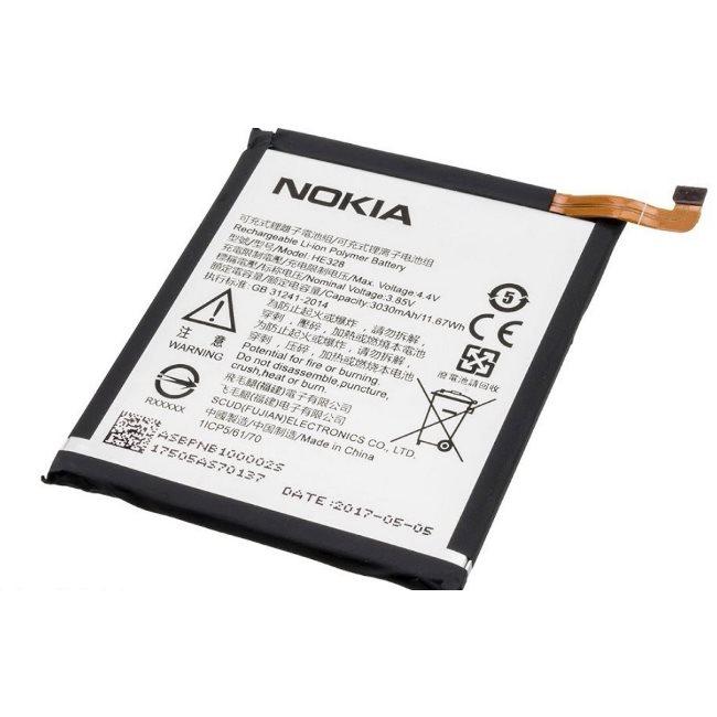 Originálna batéria pre Nokia 8 (3030mAh) HE328