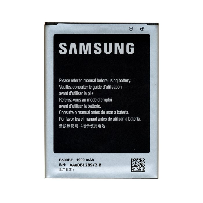 Originálna batéria pre Samsung Galaxy S4 Mini VE - i9195i, (1900mAh)