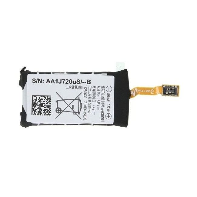 Originálna batéria pre Samsung Gear Fit 2 Pro - R365N - (200mAh) 8596311010248