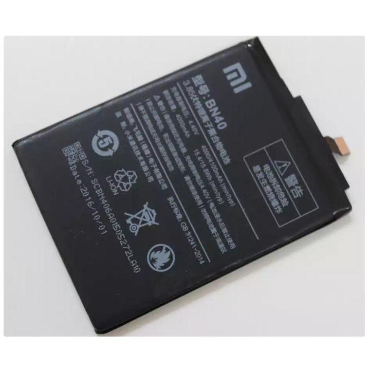 Originálna batéria pre Xiaomi Redmi 4 (4100mAh)