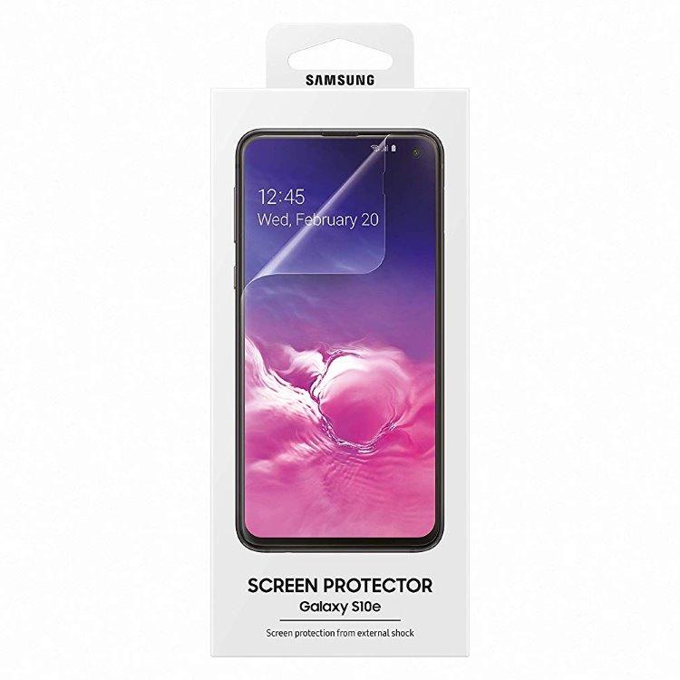Originálna ochranná fólia pre Samsung Galaxy S10e - G970F ET-FG970CTEGWW