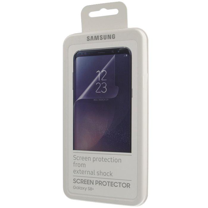 Originálna ochranná fólia pre Samsung Galaxy S8 Plus - G955F