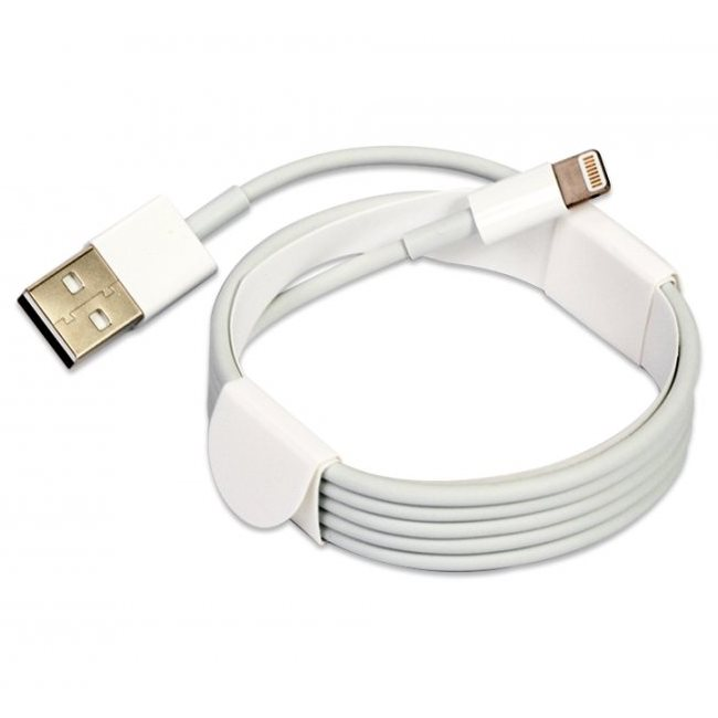Apple USB kábel s konektorom Lightning 1m MD818ZM/A