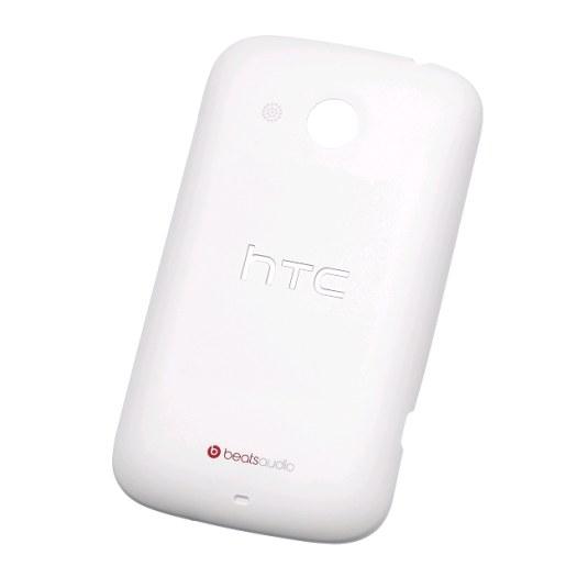 Originálny zadný kryt (kryt batérie) pre HTC Desire C, White