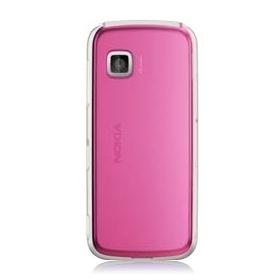 Originálny zadný kryt (kryt batérie) pre mobil Nokia 5230 | Ružový + Stylus