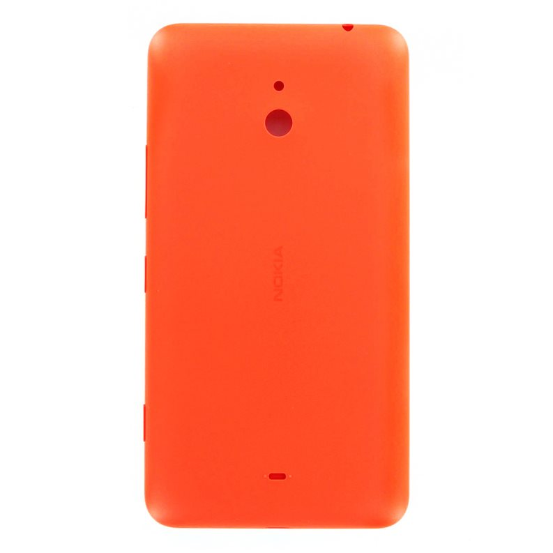 Originálny zadný kryt (kryt batérie) pre Nokia Lumia 1320, Orange