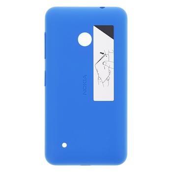 Originálny zadný kryt (kryt batérie) pre Nokia Lumia 530, Cyan