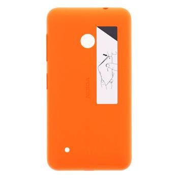 Originálny zadný kryt (kryt batérie) pre Nokia Lumia 530, Orange