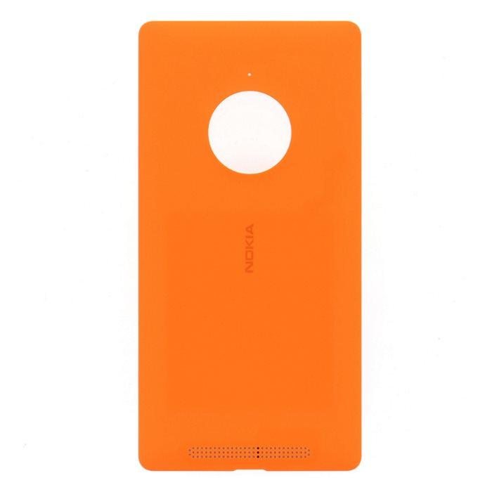 Originálny zadný kryt (kryt batérie) pre Nokia Lumia 830, Orange, vrátane NFC