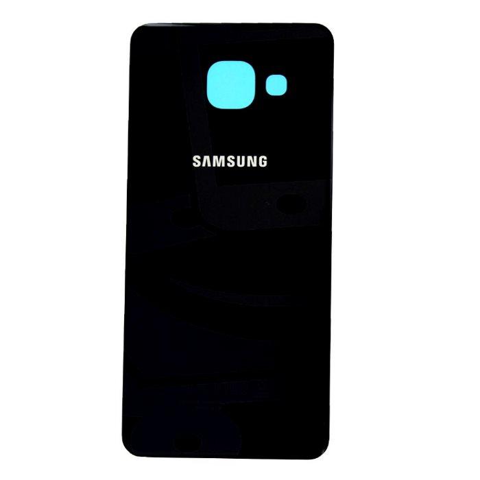 Originálny zadný kryt (kryt batérie) pre Samsung Galaxy A3 2016 - A310F, Black