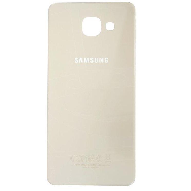 Originálny zadný kryt (kryt batérie) pre Samsung Galaxy A3 2016 - A310F, Gold