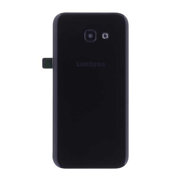 Originálny zadný kryt (kryt batérie) pre Samsung Galaxy A5 2017 - A520F, Black