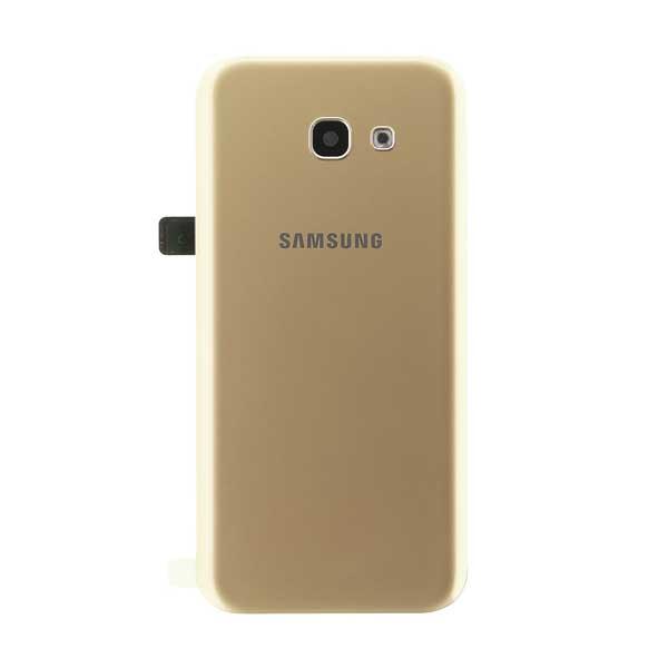 Originálny zadný kryt (kryt batérie) pre Samsung Galaxy A5 2017 - A520F, Gold