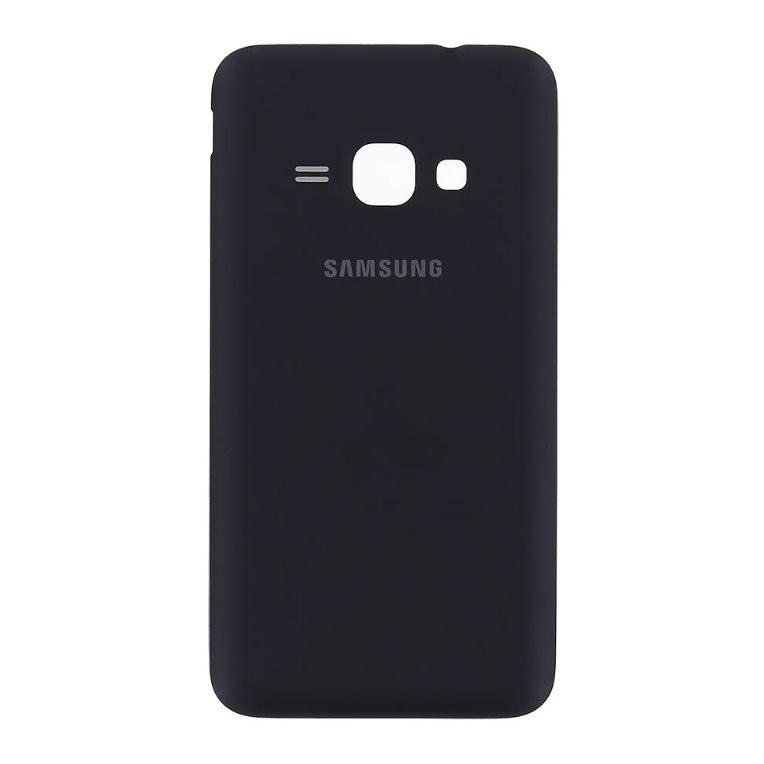 Originálny zadný kryt (kryt batérie) pre Samsung Galaxy J1 (2016) - J120F, Black