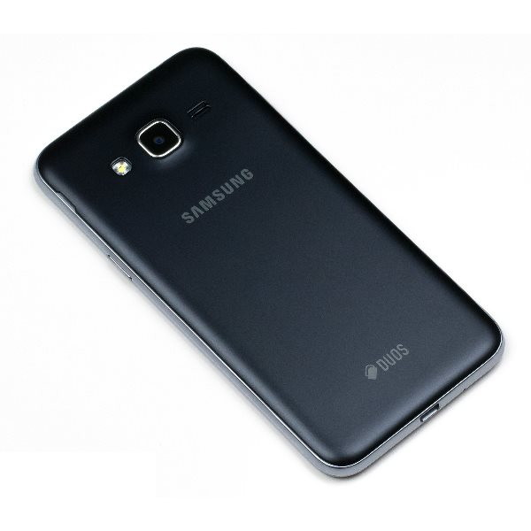 Originálny zadný kryt (kryt batérie) pre Samsung Galaxy J3 (2016) - J320F, Black