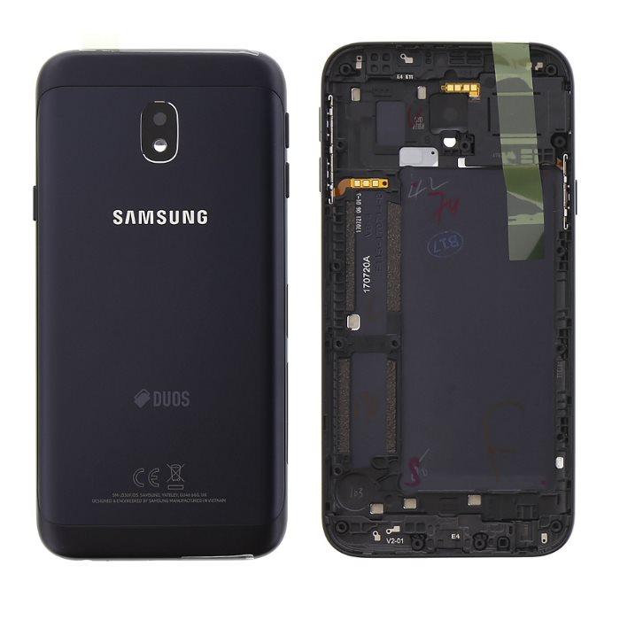 Originálny zadný kryt (kryt batérie) pre Samsung Galaxy J3 2017 - J330F, Black