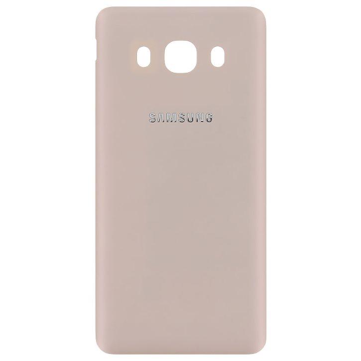 Originálny zadný kryt (kryt batérie) pre Samsung Galaxy J5 (2016) - J510F, Gold
