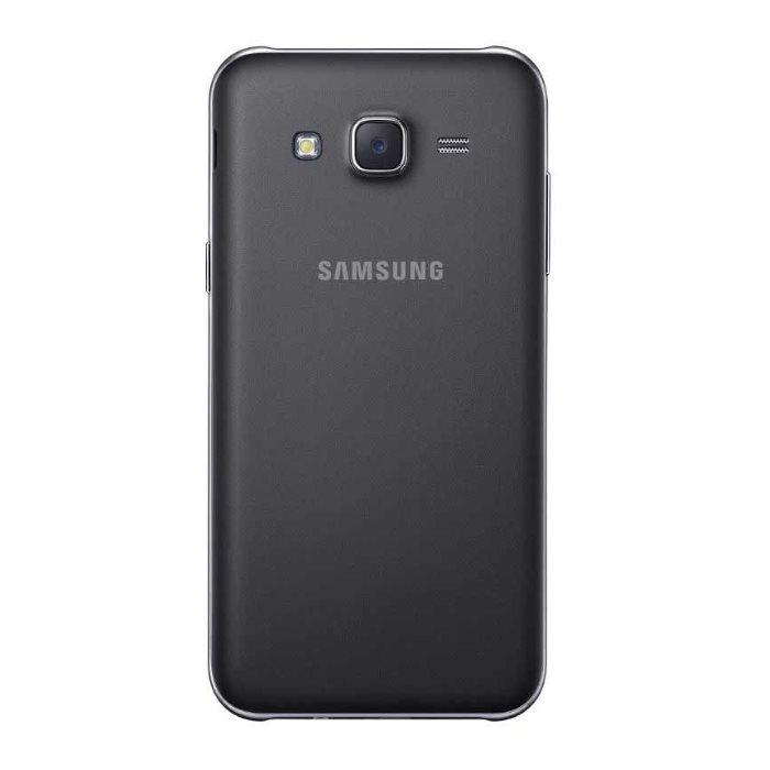 Originálny zadný kryt (kryt batérie) pre Samsung Galaxy J5 - J500 a J5 Dual, Black
