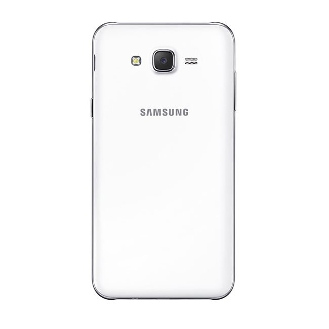Originálny zadný kryt (kryt batérie) pre Samsung Galaxy J5 - J500 a J5 Dual, White