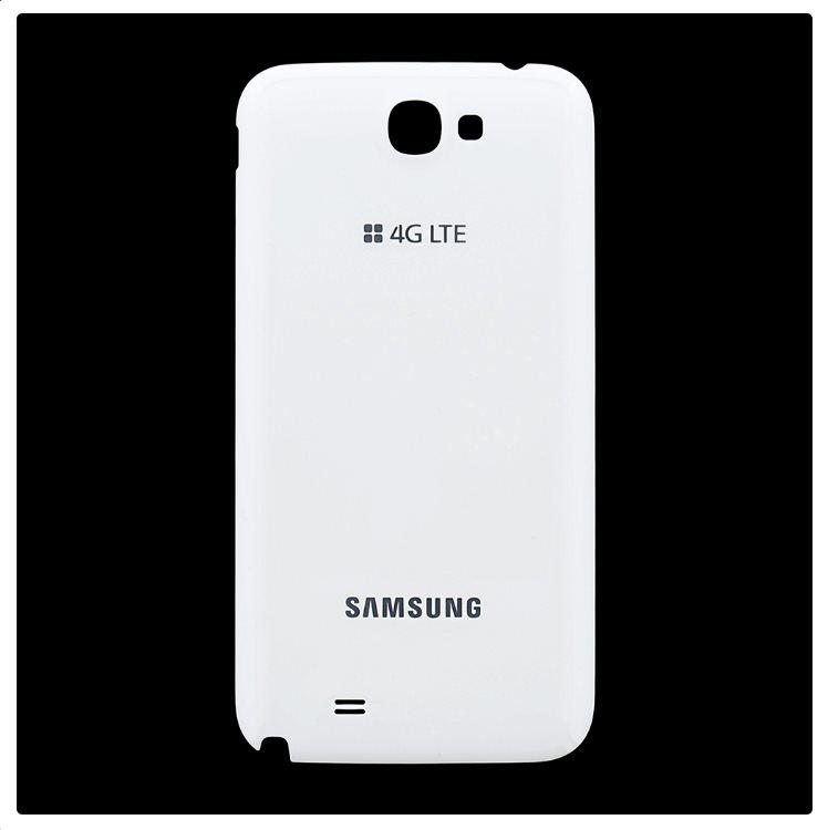 Originálny zadný kryt (kryt batérie) pre Samsung Galaxy Note 2 - N7100, White