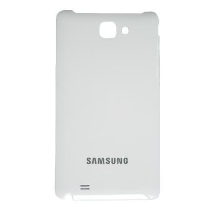 Originálny zadný kryt (kryt batérie) pre Samsung Galaxy Note N7000, White