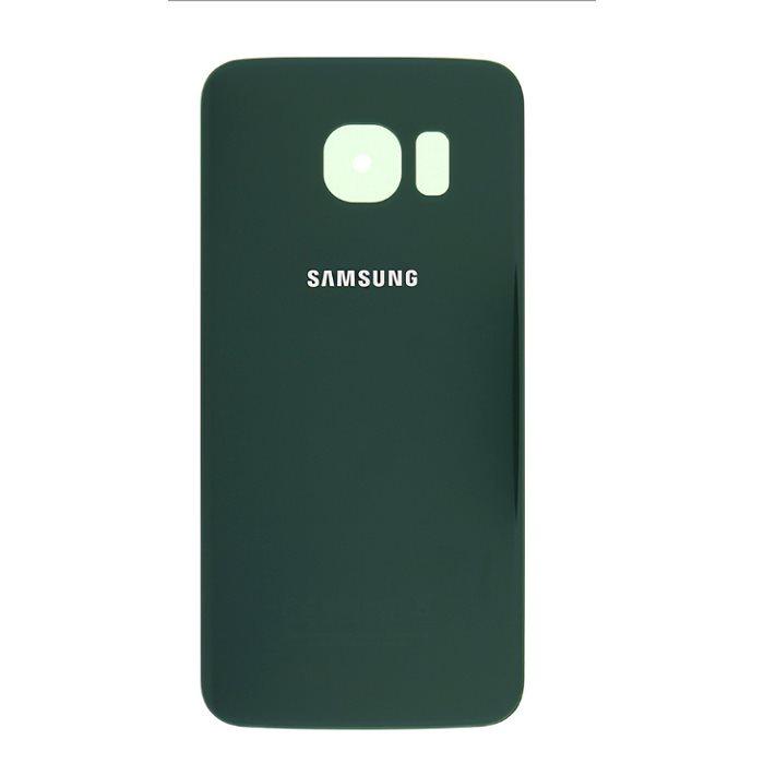 Originálny zadný kryt (kryt batérie) pre Samsung Galaxy S6 Edge - G925F, Green