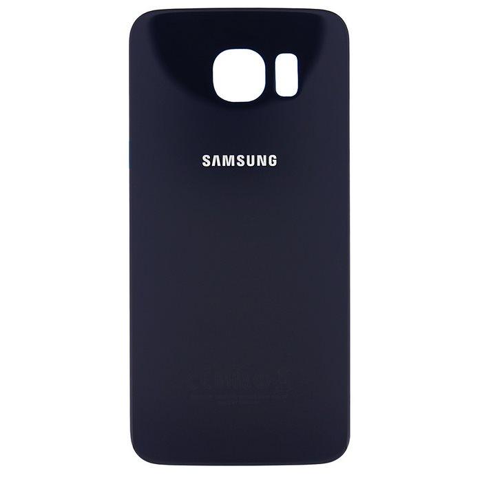 Originálny zadný kryt (kryt batérie) pre Samsung Galaxy S6 - G920F, Black
