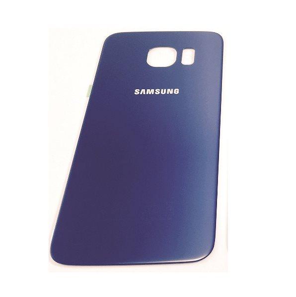 Originálny zadný kryt (kryt batérie) pre Samsung Galaxy S6 - G920F, Blue