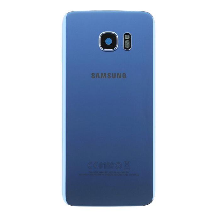 Originálny zadný kryt (kryt batérie) pre Samsung Galaxy S7 Edge - G935F, Blue