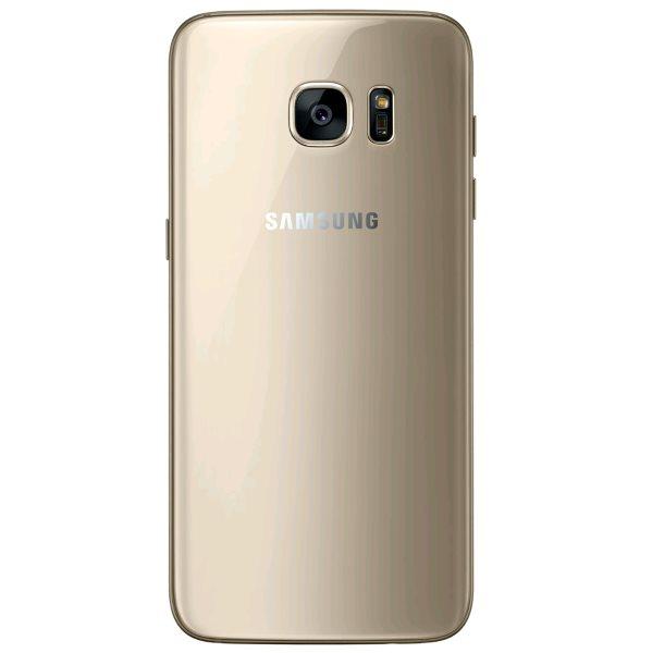 Originálny zadný kryt (kryt batérie) pre Samsung Galaxy S7 Edge - G935F, Gold