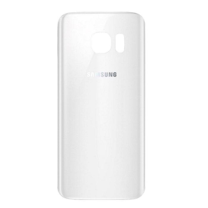 Originálny zadný kryt (kryt batérie) pre Samsung Galaxy S7 Edge - G935F, White