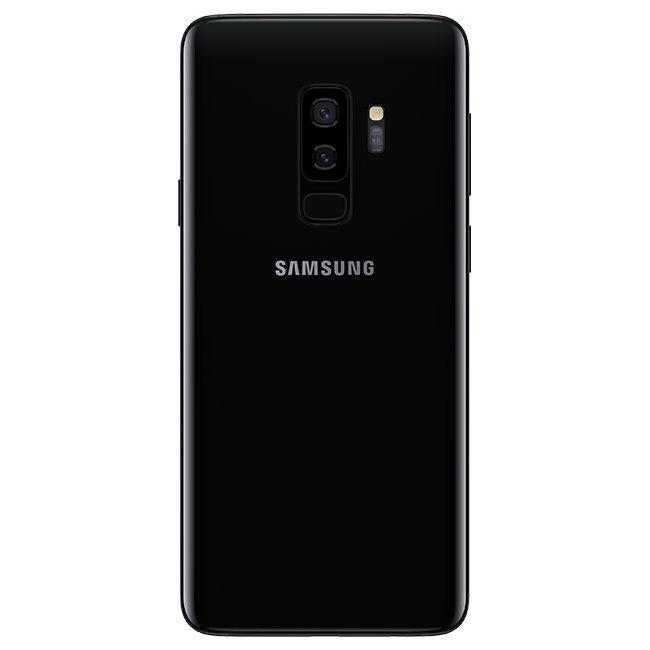 Originálny zadný kryt (kryt batérie) pre Samsung Galaxy S9 Plus - G965F, Midnight Black