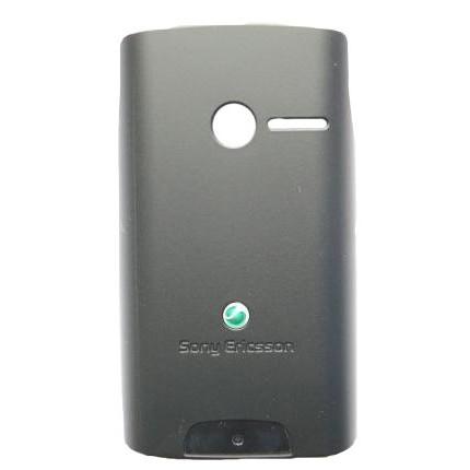 Originálny zadný kryt (kryt batérie) pre Sony Ericsson Yendo W150, Black