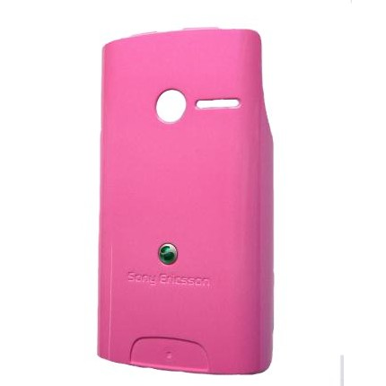 Originálny zadný kryt (kryt batérie) pre Sony Ericsson Yendo W150, Pink