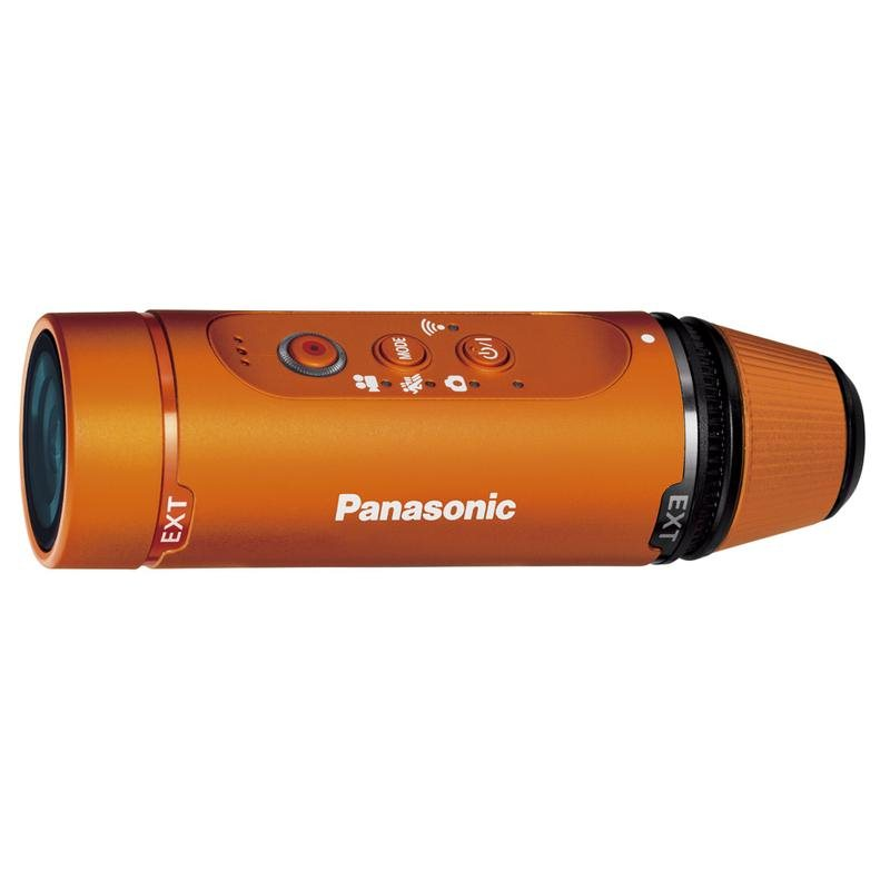 Panasonic HX-A1ME-K, full HD outdoorová kamera, Orange