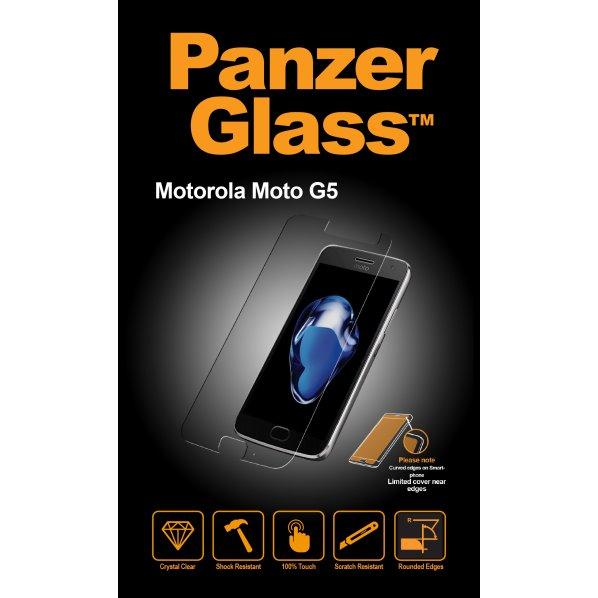 Ochranné temperované sklo PanzerGlass pre Motorola Moto G5 - XT1676 6506