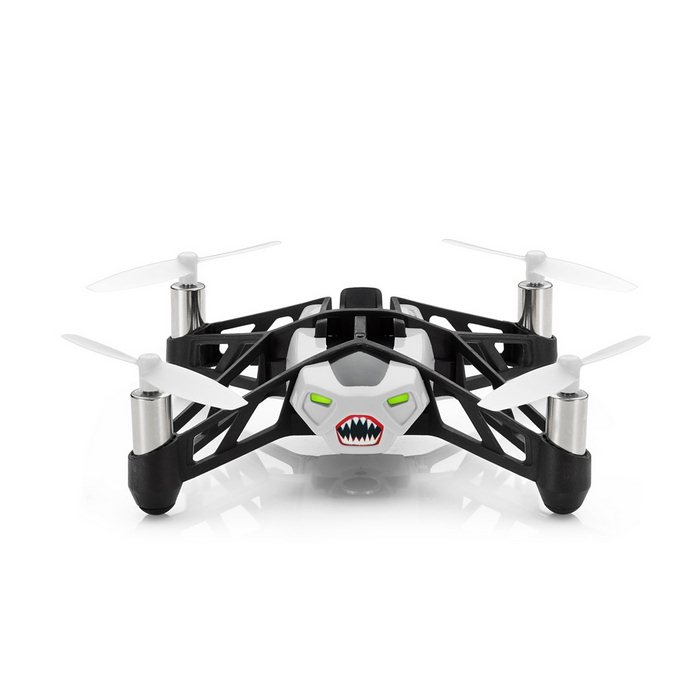 Parrot Minidrones Rolling Spider, White